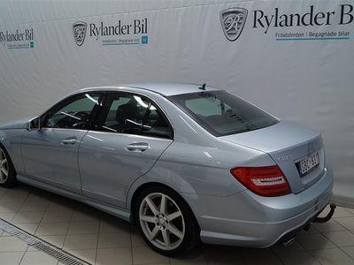 begagnad Mercedes C220 CDI Sedan Business Sport Plus AMG