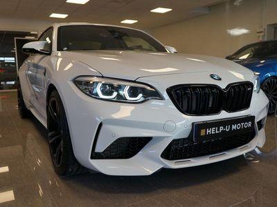 begagnad BMW M2 Competition DCT MDrivers Package H/K Svensksåld 410hk