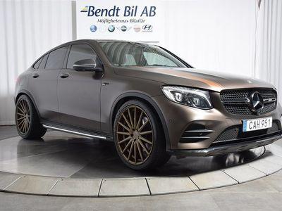 begagnad Mercedes GLC350 d Coupé 4MATIC / AMG Sport / Exclusive Leather