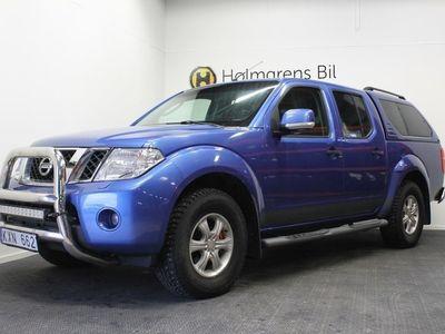 brugt Nissan Navara 2.5 dCi 2010, Övrigt 139 875 kr