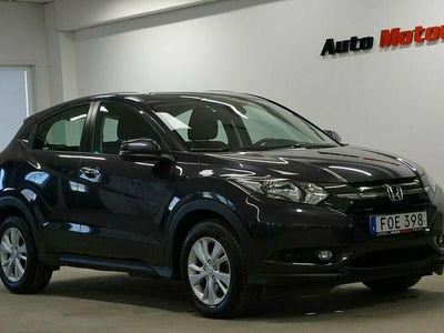 begagnad Honda HR-V 1.6 i-DTEC Euro 6 120hk Navigator