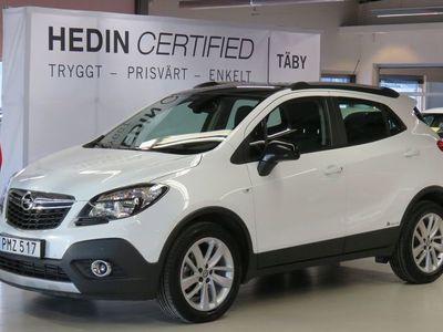 usado Opel Mokka 1.6 136hk P-SENSORER COMFORT PLUS