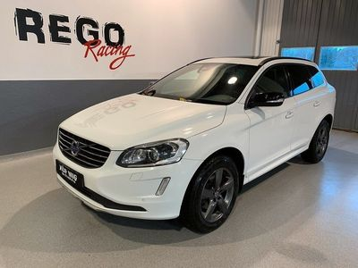 begagnad Volvo XC60 D4 AWD Geartronic Momentum Euro 6 190hk