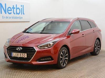 begagnad Hyundai i40 1.7 CRDi 141hk Drag / Backkamera / Aut