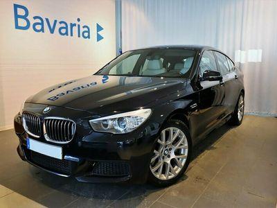 begagnad BMW 530 Gran Turismo d xDrive M Sport Dragkork Navigation