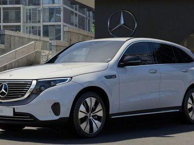 begagnad Mercedes EQC 400 4MATIC // Backkamera // Navi