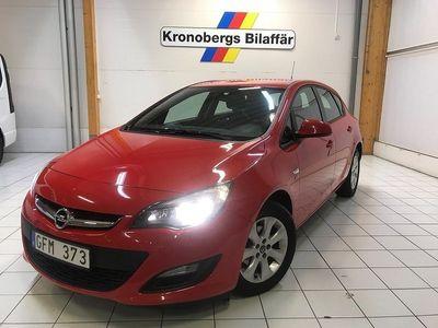 begagnad Opel Astra Active Plus 1.4 T 140 Hk Manuell