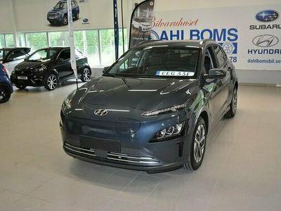 begagnad Hyundai Kona EV 150kW 64.0 kWh Advanced 2021, Personbil Pris 501 800 kr