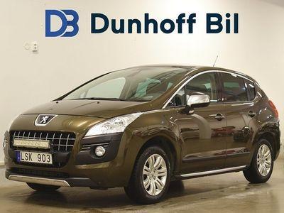 gebraucht Peugeot 3008 JULREA 1.6 HDi FAP 111hk
