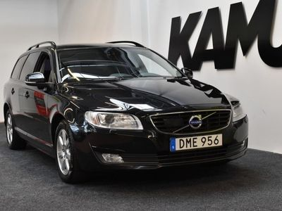 begagnad Volvo V70 AWD   Geartronic   181hk   Dynamic Edition   Momentum ***