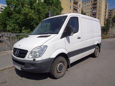 brugt Mercedes Sprinter 316 CDI Panel Van Auto -11