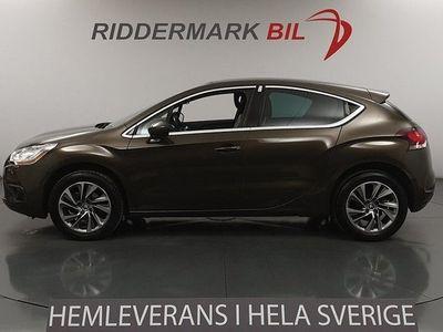 begagnad Citroën DS4 1.6 HDi Drag Fullservad 111hk