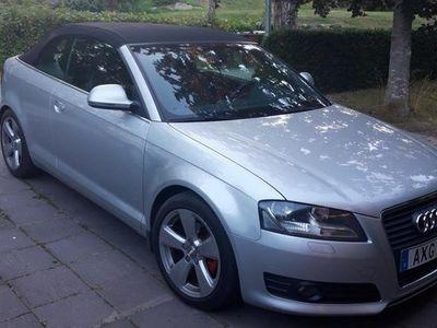 begagnad Audi A3 Cabriolet 1.8 Ambition