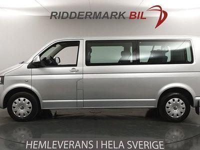 begagnad VW Caravelle Lång 2.0 TDI 140hk Drag 9 sits