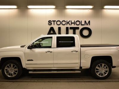 begagnad Chevrolet Silverado High Country 6,2 V8 2016, Pickup 437 500 kr