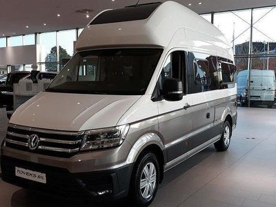 begagnad VW California Crafter Grand177hk Aut