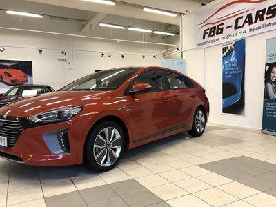 begagnad Hyundai Ioniq Hybrid 1.6 DCT Euro 6 141hk -18