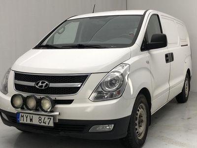 begagnad Hyundai H-1 2.5 CRDi Skåp 2012, Transportbil 63 700 kr