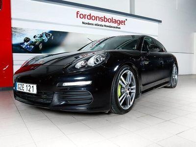 begagnad Porsche Panamera S E-Hybrid E- Leasbar