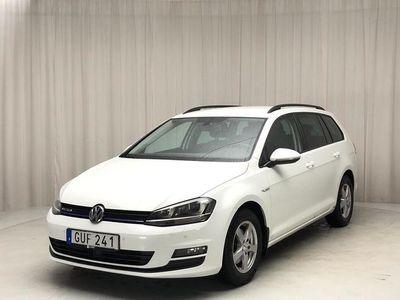 begagnad VW Golf VII 1.4 TGI BlueMotion Sportscombi