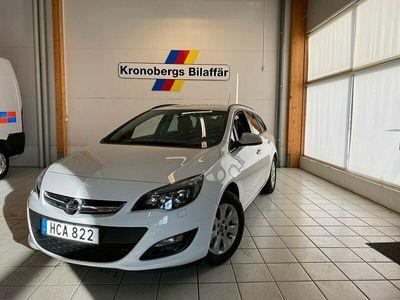 begagnad Opel Astra Sports Tourer 1.6 CDTI Drive Manuell 2015, Kombi Pris 107 500 kr