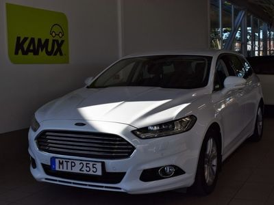 begagnad Ford Mondeo 2.0 TDCi AWD Powershift SoV 180hk 2016