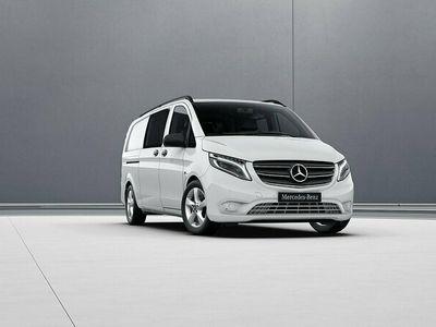 begagnad Mercedes Vito 119 CDI Mixto ex. lång Edition 1 Aut 4X4