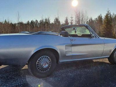 begagnad Ford Mustang -67 V8 289ci Cab Aut