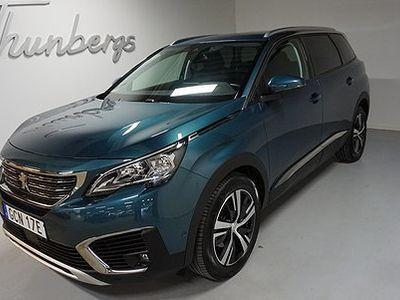 begagnad Peugeot 5008 Allure 130hk AUT MvG 7-Sits