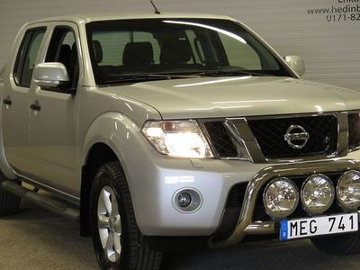 used Nissan Navara DOUBLE CAB 2,5DCI 190HP FLAKLOCK