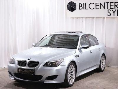 begagnad BMW M5 Sedan Sedan, E60 (507hk)