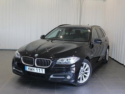 begagnad BMW 520 dA xDrive Touring Sport Line, Läder, -16