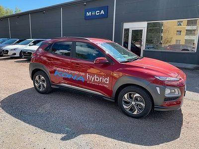 begagnad Hyundai Kona 1.6 Hybrid Premium DCT
