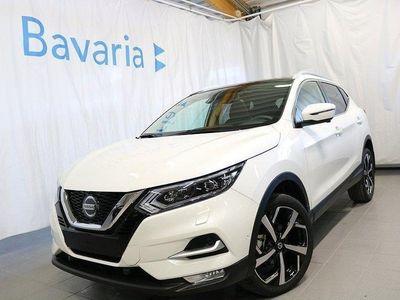 begagnad Nissan Qashqai DIG-T Tekna, Design Pack 19