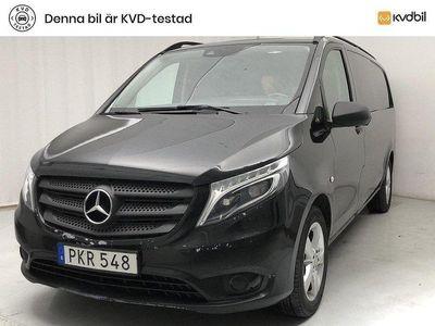 begagnad Mercedes Vito 119 BlueTEC Mixto W640 (19