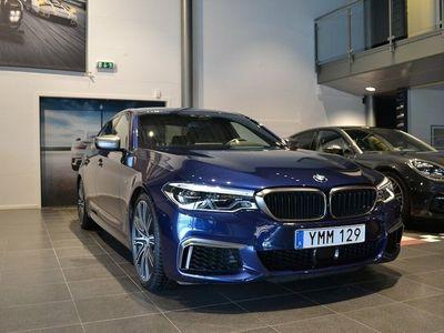 begagnad BMW M550 i xDrive -17