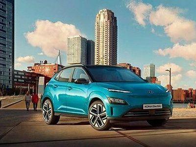 begagnad Hyundai Kona 64 kWh 204hk Essential inklusive Vinterhjul