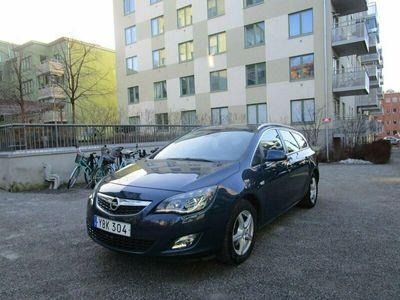begagnad Opel Astra Sports Tourer 1.7 CDTI ecoFLEX Sports Tourer125hk