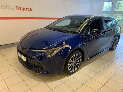 begagnad Toyota Corolla Touring Sports Hybrid 1,8 Styl
