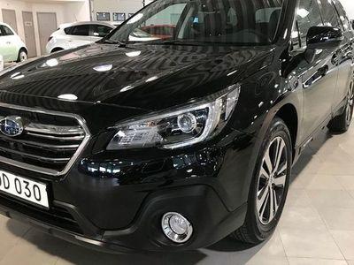 begagnad Subaru Outback 2.5I SUMMIT (BLACK)