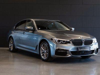 begagnad BMW 530 e iPerformance M-Sport