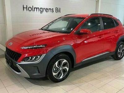 begagnad Hyundai Kona 1.6 GDi HEV 6DCT Essential 2021, Personbil Pris 259 900 kr