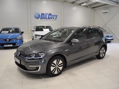 begagnad VW Golf e-