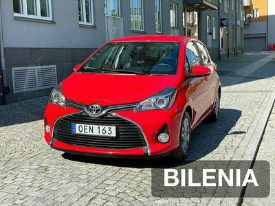 begagnad Toyota Yaris 1.33 Dual VVT-i Eu6 99hk | B-Kamera | Bluetooth