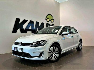 begagnad VW e-Golf 24.2 kWh Navi   MOMS   S&V-Hjul   115hk
