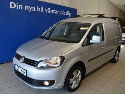 begagnad VW Caddy Maxi skåp1,6 TDIAut102hk