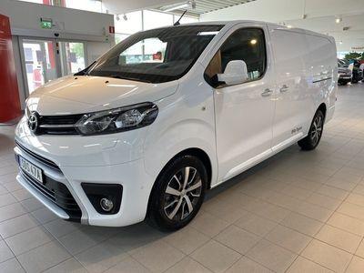 begagnad Toyota Proace LONG 2,0 120 HK PROFESSI