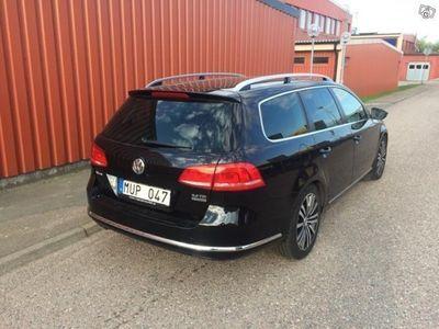begagnad VW Passat Variant 2,0 TDI BLUE MOTION -13