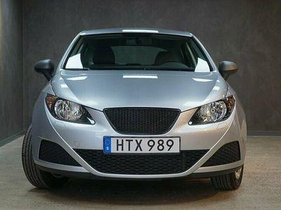 begagnad Seat Ibiza 5-dörrar 1.4 Reference Lågmil V-Hjul