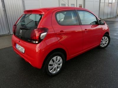 begagnad Peugeot 108 1.0 69 Nya Modellen! 5-D En Ägare!